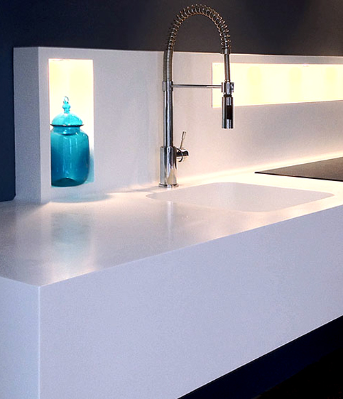 Beautiful credence corian contemporary design trends 2017 - Credence corian ...